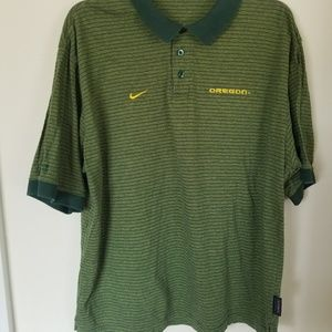 Men's Nike University of Oregon Ducks Polo    E23